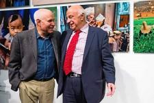 Steve McCurry ikonikus fotói a Műcsarnokban