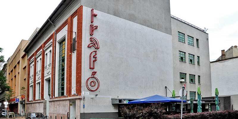 CAFe Budapest – Kínai kortárstánc-együttes a Trafóban