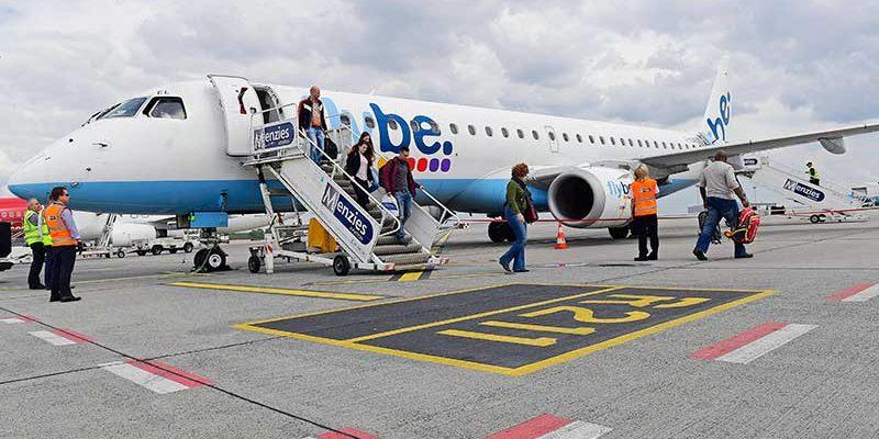 Már Budapestről is szállít utasokat az angol Flybe légitársaság