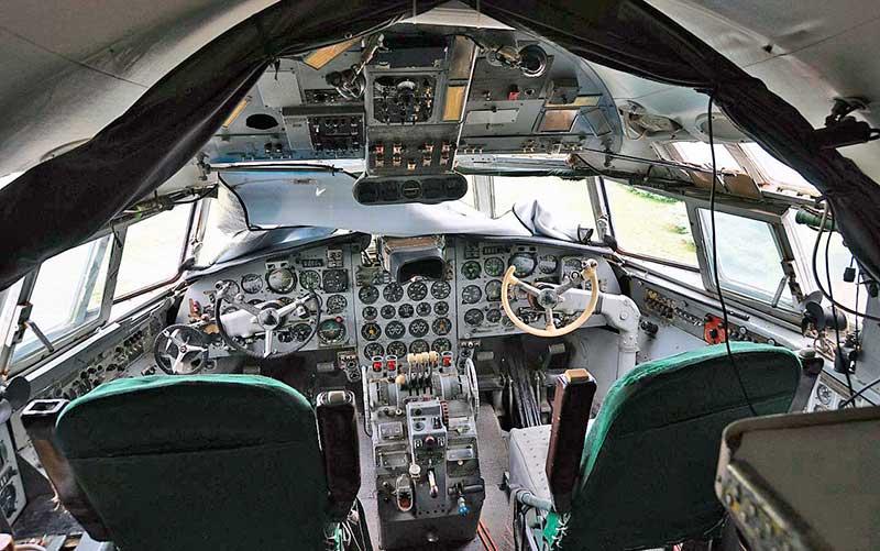Átadták a felújított és áthelyezett repülőgép múzeumot
