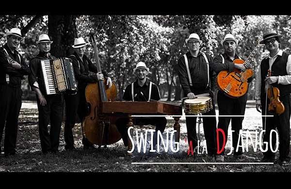 Swing á la Django: lemezbemutató koncert a főváros Jazz Clubban