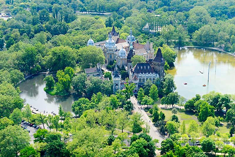 Liget Budapest – Őszre befejeződik a kert- és tájépítészeti felújítás második üteme