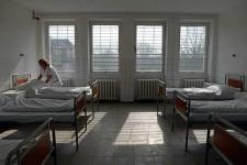 A budapesti Merényi kórház pszichiátriai osztályát felújítva adták át