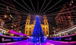 Advent Budapesten hétvége