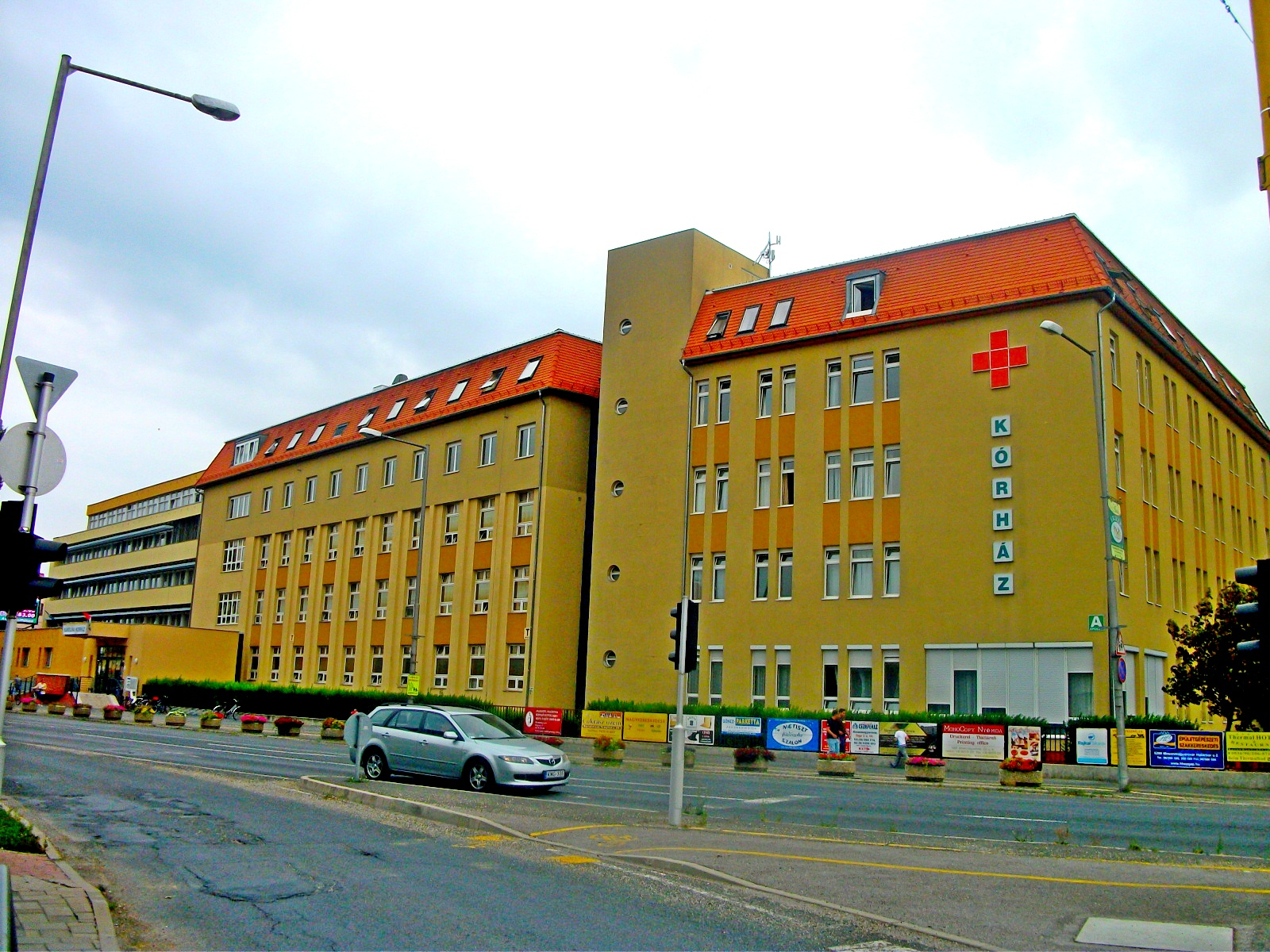 Centrumkórház lesz az Egyesített Szent István és Szent László Kórház