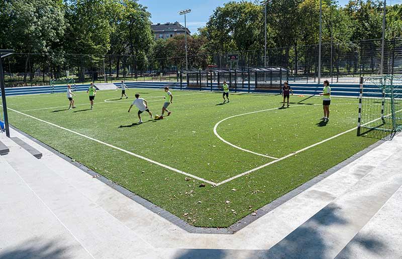 Liget Budapest – Csütörtökön nyílik a Városligeti Sportcentrum