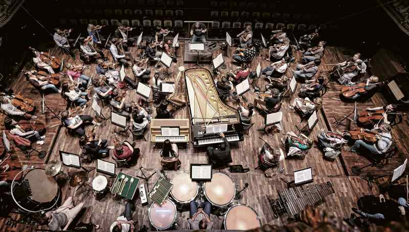 Nyáresti koncertekkel várja a közönséget a Concerto Budapest